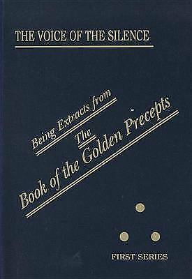 1 of 1 - The Voice of the Silence: Being Extracts from The Book of the Golden Precepts (B