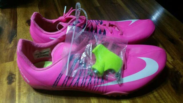 Nike Zoom Celar 5 Track Spikes Pink