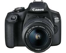 Artikelbild CANON EOS 2000D Kit Spiegelreflexkamera 24.1 MP mit Objektiv 18-55 mm f/5.6