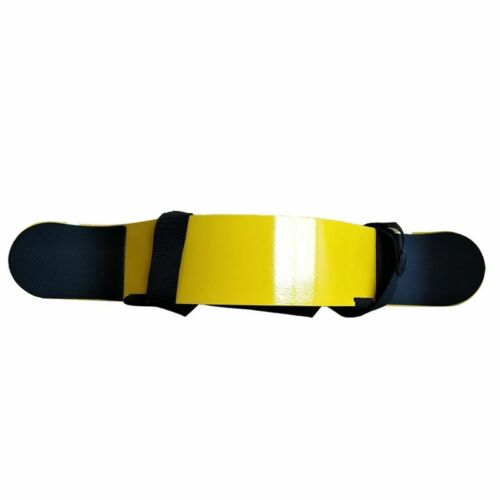 Weightlifting Fitness Arm Blaster Adjustable Strap Training Board Biceps Barbell