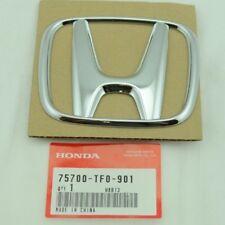 New Oem 2012 2014 Honda Civic Fit Ev Front Emblem 75700 Tf0 901 Fits 2012 Honda Civic