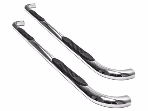 """2010-2018 Toyota 4Runner  Trail Only Nerf Bars Steps fits Ionic 3/"""" Stainless"""