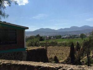 Terreno en venta Santiago Tulantepec Hidalgo