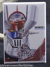 """Mazinger Z 2"""" X 3"""" Fridge / Locker Magnet. Japanese Anime"""