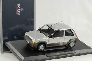 1985-renault-supercinq-GT-Turbo-plata-1-18-norev-185209