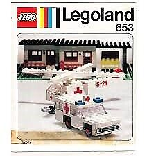 Lego andet, 653