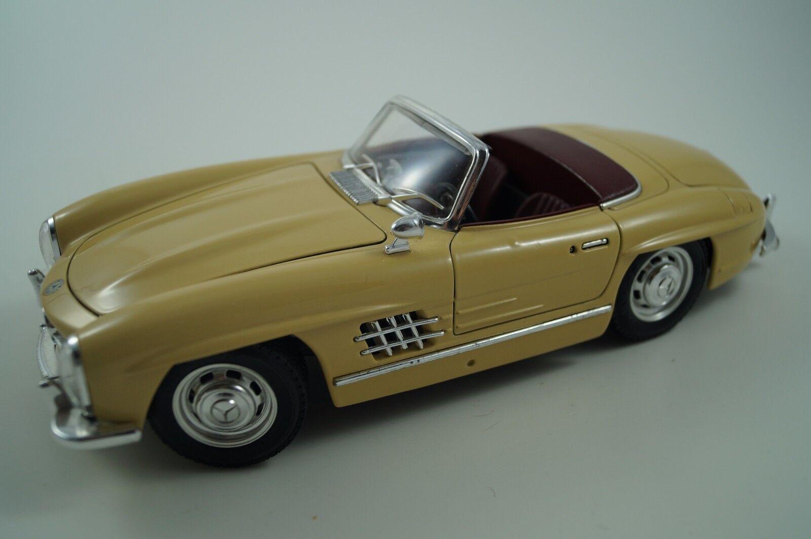 Bburago Burago maqueta de coche 1 18 mercedes-benz 300 300 300 sl cabrio 7f8dea