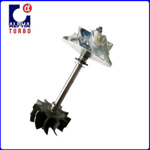 Details about Rotor assembly Turbo cartridge part turbine compressor wheerl  Holset HE451VE