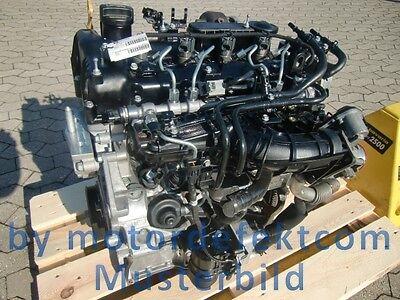 Motor VW Crafter 2,0 TDI  CKUB generalüberholt,im Austausch,inkl.Aus-Einbau