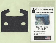 Tractiongrips grips for FN Herstal FNX FNX-45, FNX-45 Tactical /rubber grip