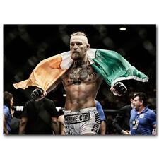"011 Conor McGregor UFC MMA Champion Fighter 24/""x24/"" Poster"