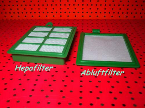 10 Staubbeutel 5-lagiges Vlies Abluftfilter geeignet für AEG Viva Control usw.