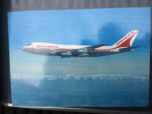 Air India / Air New Zealand / American Airlines Postkarten - postcards - Deutschland - Air India / Air New Zealand / American Airlines Postkarten - postcards - Deutschland