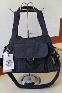 KIPLING-FELIX-Large-Crossbody-Shoulder-Bag-in-Black-Color