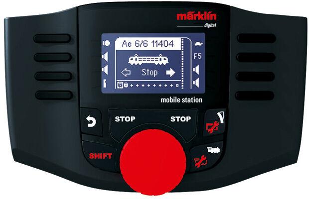 Märklin 60657 Mobile Station Nuovo Conf. Orig.
