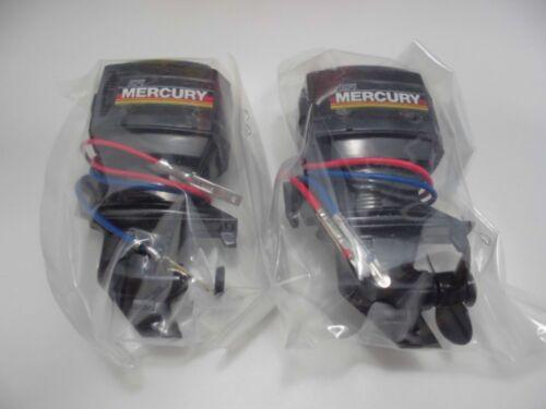MERCURY OUTBOARD MOTOR MITSUWA TYPE A//B SET JAPAN toy ship