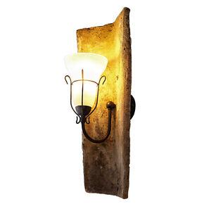 Applique-murale-ancien-maison-de-campagne-Lampe-Luminaires-Spot