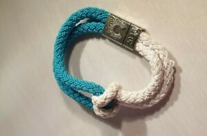 BEAUTIFUL-TWO-COLOUR-ROPE-STYLE-BRACELET-WITH-THE-YEAR-2016-BLUE-amp-WHITE