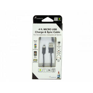3-x-USB-Charge-amp-Sync-Cable-4-ft-Travelocity-for-smart-phones