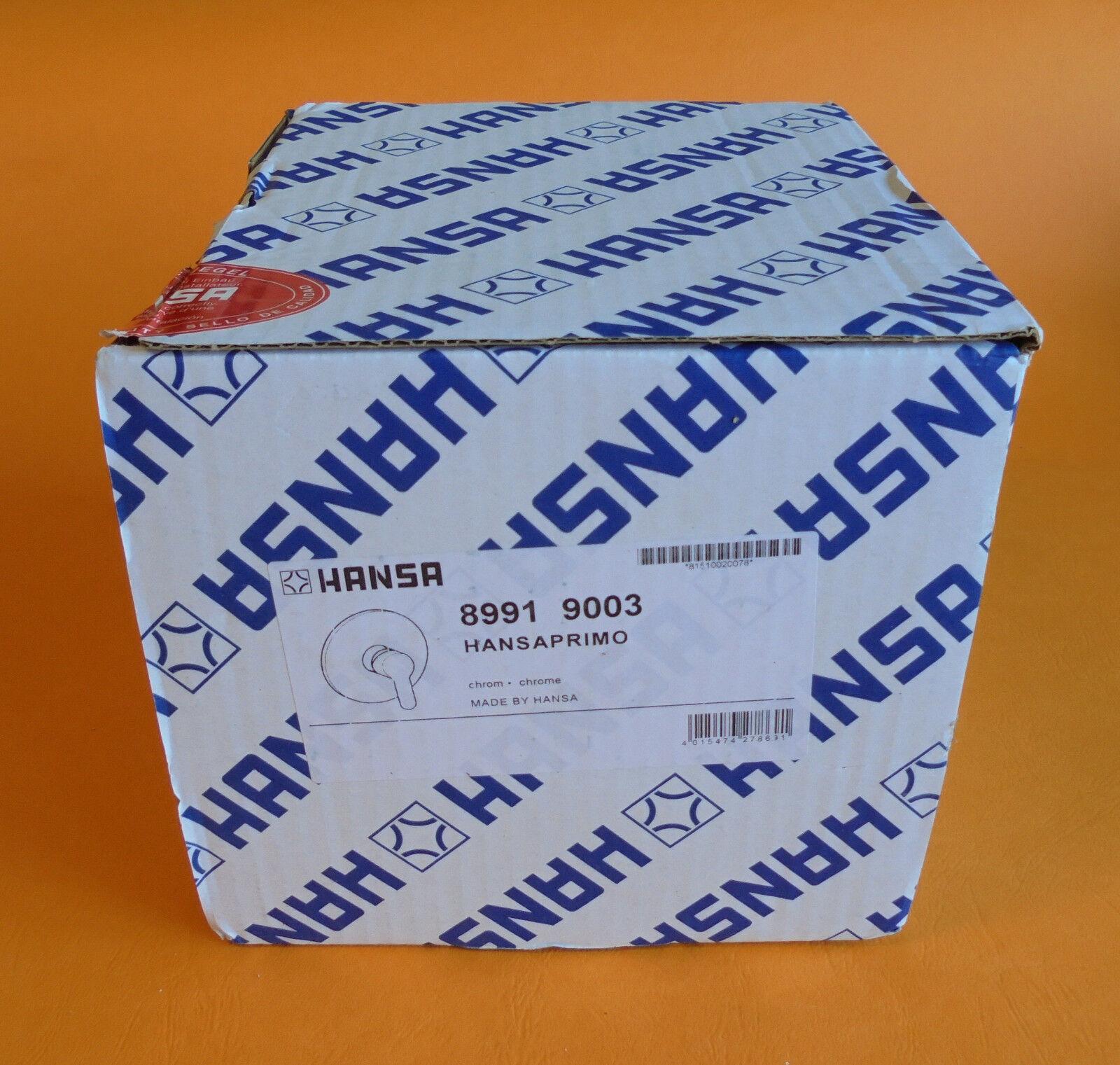 Hansaprimo Up. Fertigset Fertigset Fertigset Brause Dusche   8991-9003  HansaBlaubox Blaubox | In hohem Grade geschätzt und weit vertrautes herein und heraus  | Tragen-wider  | Verschiedene Stile und Stile  | Attraktives Aussehen  5cd0e2