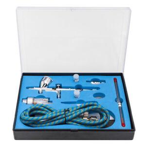 Modern-Dual-Action-3-Airbrush-Kit-for-Air-Compressor-Craft-Paint-Art-Spray-Gun