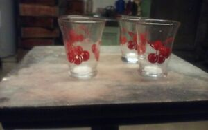 Cherry Lane Dairy Chambersburg Pa Juice Glasses
