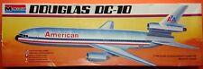 Monogram DC-10 excellent condition, 1:144