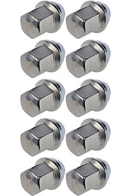 10 Wheel Nut M12-1.50 Capped 32.1 Mm Length Dorman# 611-303 19 Mm Hex