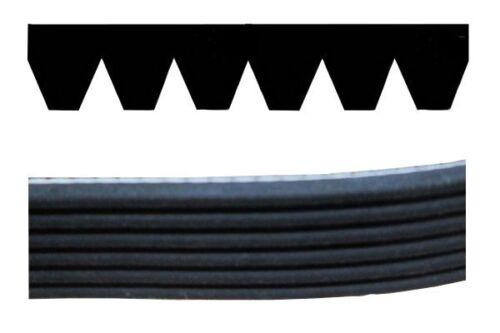Multi rib auxiliaire serpentine courroie peugeot 206 1.4 hdi eco 70 1.6 hdi 110