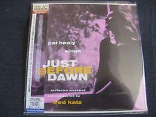 PAT HEALY, Just Before Dawn, JAPAN CD Mini LP, TOCJ-9434,Super Bit Jazz Classics
