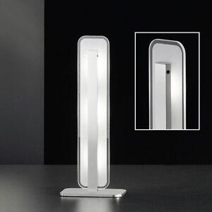 Led-Lampara-de-Mesa-con-Regulador-Phil-Columna-de-Luz-Oficina-Lampara-Cristal-amp