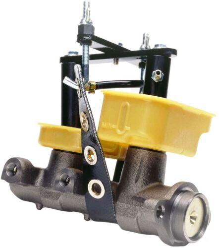 1 Man Brake Bleeder DIY Kit for GM Vehicles w//Plastic Rectangular Reservoir Cap