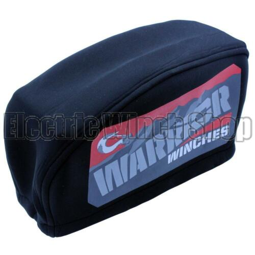 Warrior Neoprene Winch Cover up to 4500lb