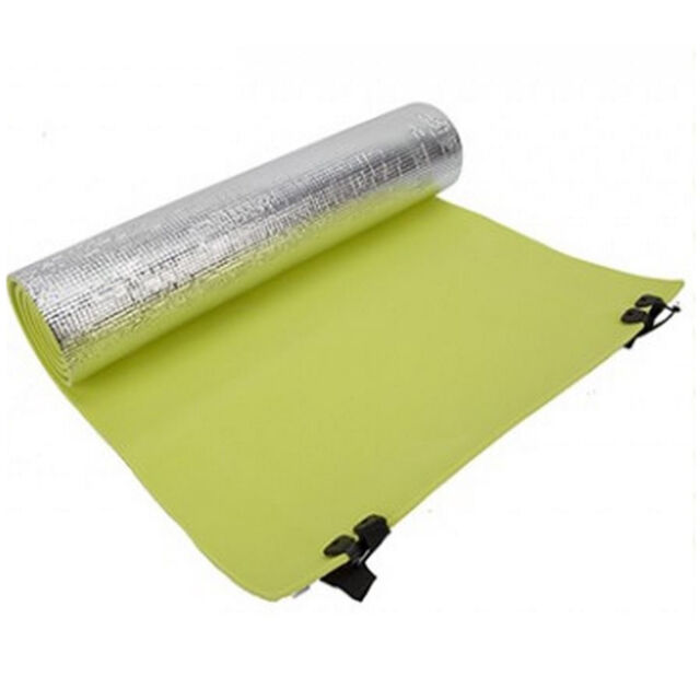 Insulated Lightweight Camping Mat 180 X 150cm by Summit for sale online