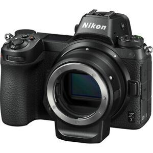 Nikon Z7 Body + FTZ adaptor Kit (English/Fren/