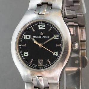 Damen-Armbanduhr-Maurice-Lacroix-Quarz