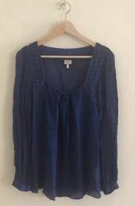 blusa Abbastanza superiore di decorata parte Whistles gCx8xqvw