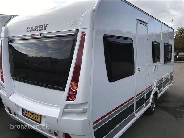 Cabby Cruze 520, 2014, kg egenvægt 1205