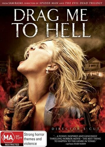 1 of 1 - Drag Me To Hell (2009) Alison Lohman - NEW DVD - Region 4