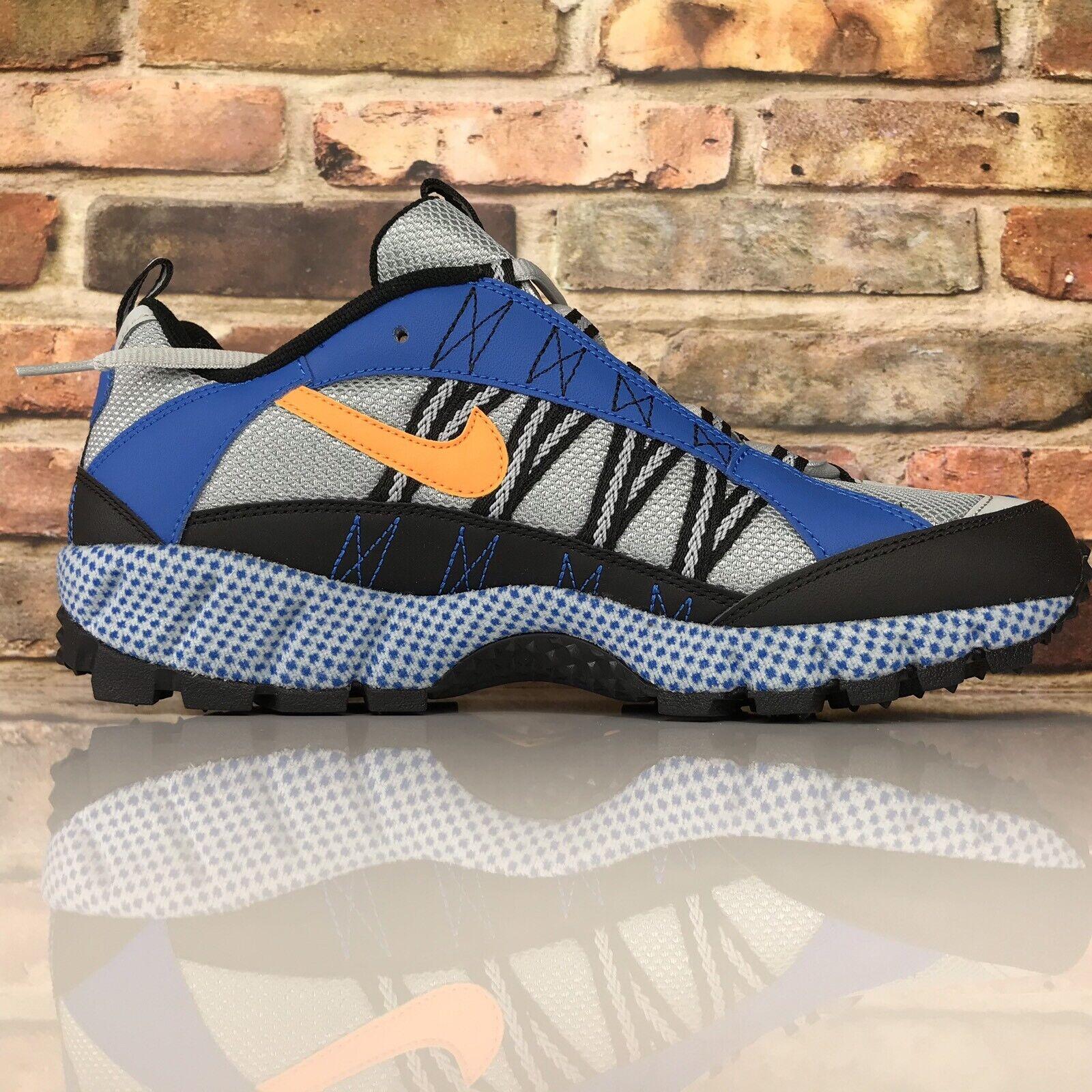 Nike Air Humara 17 QS bluee Spark Silver Men Size 9.5 AO3297 001