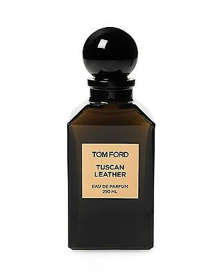 TOM FORD PRIVATE BLEND TUSCAN LEATHER 8.4 oz / 250ml SEALED IN BOX.