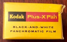 Plus-x Pan Film Vintage Kodak 35 mm PX 135-20 Black And White Panchromatic