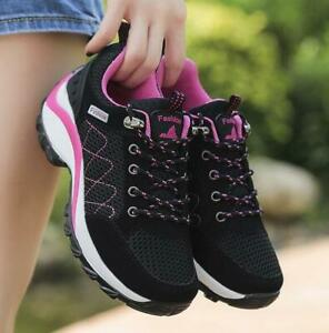 Women-039-s-Sneakers-Sports-Tennis-Walking-Training-Athletic-Gyms-Running-Shoes-Size
