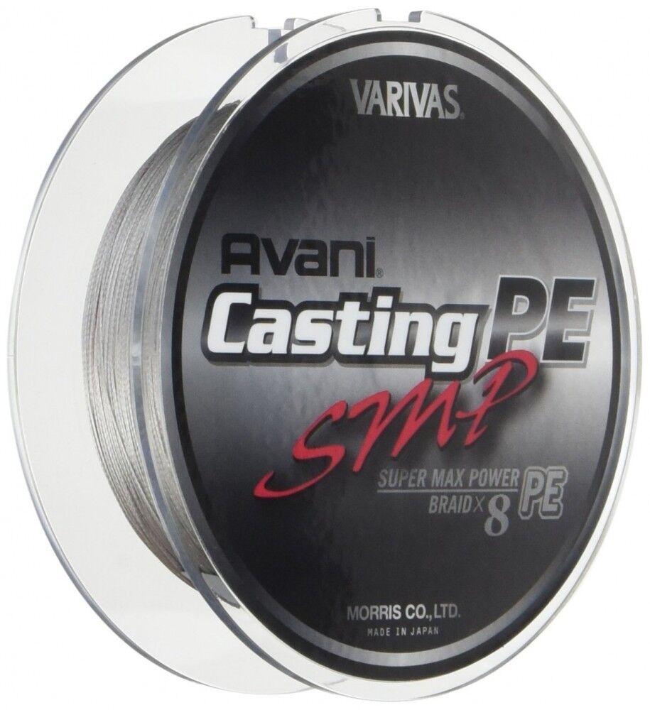 VARIVAS AVANI Casting PE line SMP SMP SMP Super Max Power  6 Max 90lb 200m 8 BRAIDED a1a638
