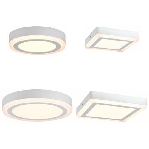 Größen und Formen Paulmann WallCeiling Sol LED-Panel in versch