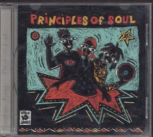 PRINCIPLES OF SOUL Principles Of Soul CD URBAN GROOVE FUNK SOUL## - Leek, Nederland - Staat: Goed: Een object dat is gebruikt, maar zich in goede staat bevindt. De hoes kan licht zijn beschadigd en kan slijtplekken, krassen of scheuren vertonen. Het inlegvel en het cd-boekje zijn aanwezig. De vhs- of dvd-hoes is inbegrepe - Leek, Nederland