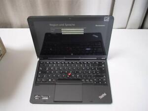 Akkus-defekt-261-Stunden-Lenovo-ThinkPad-Helix-Tablet-Notebook-Windows-8-Pro-0