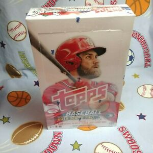 2018-Topps-Series-2-Baseball-Unopened-Hobby-Box-HOBBY-EXCLUSIVE-1-Auto-or-Relic