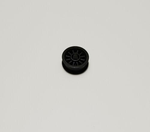 2x Lego® Technic Rad Pinloch 2 x 2 schwarz 30155 Technik 4156948 Felge