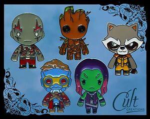 Marvel-Guardians-of-the-Galaxy-metal-amp-enamel-pins-pin-badge-buy-1-or-set-of-5